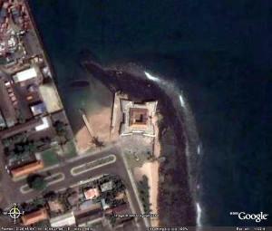 Fort portugais São Sebastião, São Tomé, Sao Tomé et Principe