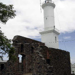 Ruins of the monastery, Colonia del Sacramento, Uruguay. Author and Copyright Pedro Gonçalves