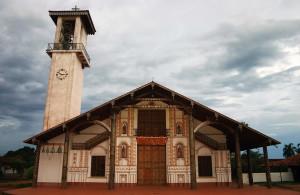 San Ignacio de Velasco mission, Bolivia. Photo Copyright by Geoffrey A. P. Groesbeck