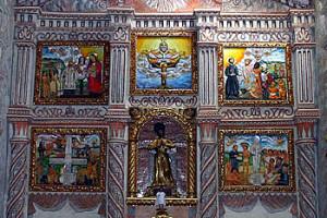 San Xavier mission, Bolivia. Photo Copyright by Geoffrey A. P. Groesbeck..