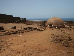 Portuguese Fort Santiago, Cape Verde. Author and Copyright João Sarmento