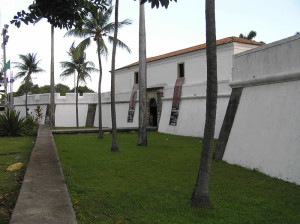 The Forte das Cinco Pontas (Five Bastions Fort), which today has only four bastions, houses the Museu da Cidade (Municipal Museum). Author and Copyright Marco Ramerini