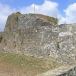 The round tower, Fortaleza de Nossa Senhora dos Remédios, Fernando de Noronha, Brazil. Author and Copyright Marco Ramerini