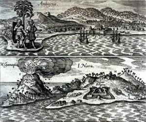 Ambon (1655). National Maritime Museum, London. No Copyright