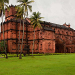 Basilica of Bom Jesus, Goa, India. Author Yulan Libram D'Costa. Licensed under the Creative Commons Attribution-Share Alike