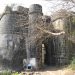 Bassein Fort, India. Author Himanshu Sarpotdar. Licensed under the Creative Commons Attribution