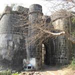 Bassein Fort, India. Author Himanshu Sarpotdar. Licensed under the Creative Commons Attribution