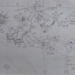 Dambarare Church Grave sketches 1
