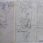 Dambarare Church Grave sketches 2