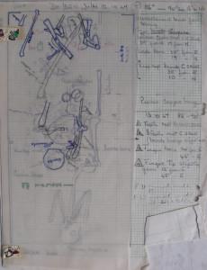 Dambarare Church Grave sketches 3