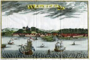 Dutch Malacca (1750), Malaysia. Histoire générale des voyages, Paris, Didot, 1750