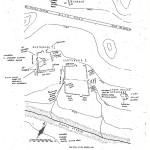 Fig. 1. Site Plan of the Mtoko (Mutoko) site