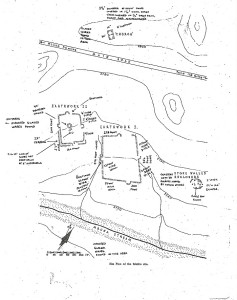 Fig. 1. Site Plan of the Mtoko (Mutoko) site