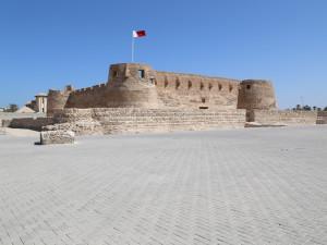 Fort Arad, Bahrain. Author and Copyright João Sarmento.