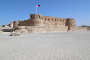 Fort Arad, Bahrain. Author and Copyright João Sarmento.