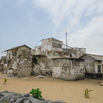 Fort Prinzenstein, Keta, Ghana. Author Gameli Adzaho. Licensed under the Creative Commons Attribution-Share Alike