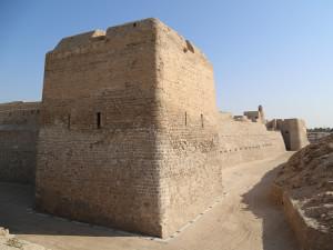 Fort Qal'at al-Bahrain, Bahrain. Author and Copyright João Sarmento,