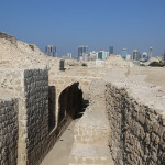 Fort Qal'at al-Bahrain, Bahrain. Author and Copyright João Sarmento