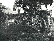 Fort Tohula, Tidore, Indonesia. Author van de Wall (1928). No Copyright