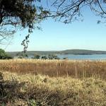 Jumbo Mine Dam, Dambarare, Zimbabwe. Author and Copyright Chris Dunbar