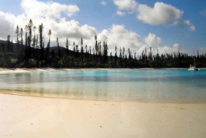 Kanumera, Isle of Pines, New Caledonia. Author and Copyright Marco Ramerini