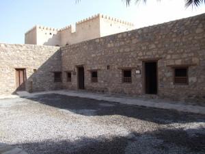 Khasab Fort, Oman (photo © by Fritz Gosselck).
