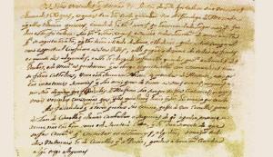 Mascate (2).Text of the document from Prof. Rui Carita Lyvro de Plantaforma das Fortalezas da Índia
