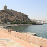 Mutrah Fort, Oman. Author and Copyright João Sarmento