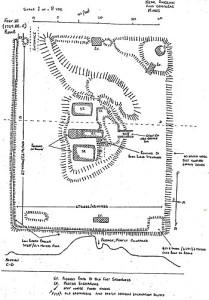 Plan B. Plan of Angwa Fort 2, Angwa, Zimbabwe