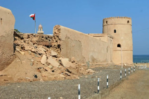 Suwayq Fort, Oman (photo © by Fritz Gosselck)