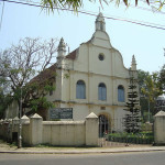 The Portuguese Church of São Francisco de Assis. Here Vasco da Gama was originally buried. Author Selbst. No Copyright