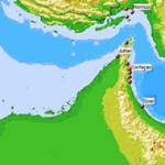The Portuguese forts in the Persian Gulf and in Oman (1500-1650). Author Marco Ramerini