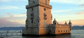 Torre de Belém, Lisbon, Portugal. Author Daniel Feliciano. Licensed under the Creative Commons Attribution-Share Alike