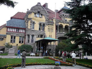 2. Ehemalige Residenz des deutschen Gouverneurs (copyright2007Dietrich Köster)
