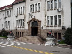 4. Ehemalige Deutsch-Chinesische Hochschule (copyright2007Dietrich Köster)