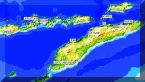 Insediamenti Portoghesi a Timor, Flores e Solor