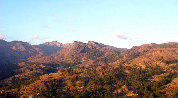 Maubisse, Timor Est. Author Yeowatzup. Licensed under the Creative Commons Attribution