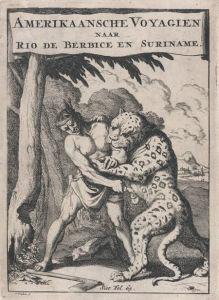 Van Berkel tijger, The Voyages of Adriaan van Berkel to Guiana