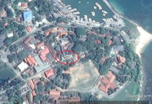 Fort Tangalle. Google Map