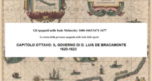 CAPITOLO OTTAVO: IL GOVERNO DI D. LUIS DE BRACAMONTE, Febbraio 1620-1623