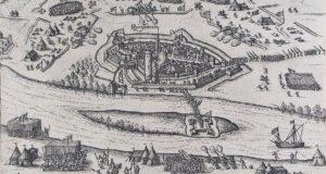 L'assedio di Rheinberg nel 1598